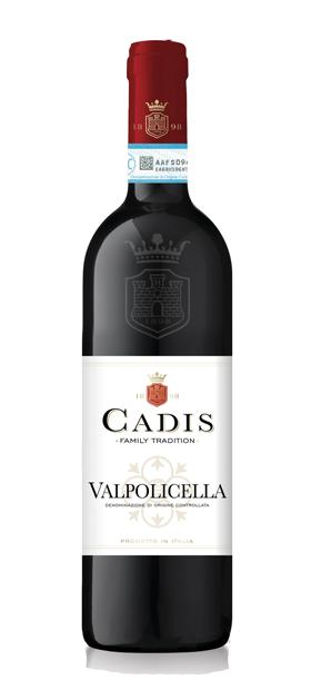 Foto Bottiglia valpolicella cadis - Soave Doc