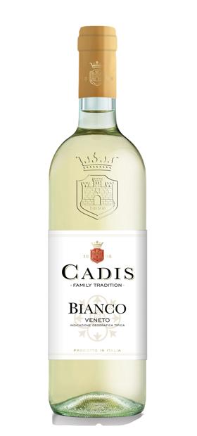 Foto Bottiglia bianco veneto cadis - Bianco Veneto Igt